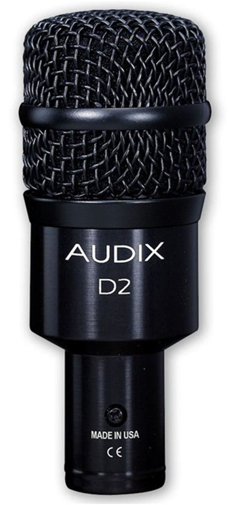 Icon D2 Dynamic Microphone buy audix d2 dynamic drum microphone at gigasonic