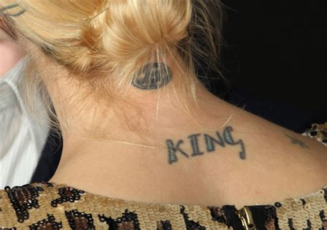 jaime king tattoo jaime king tattoos looks stylebistro