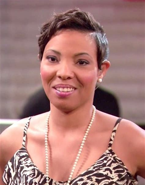 short haircuts for african american women with grey hair