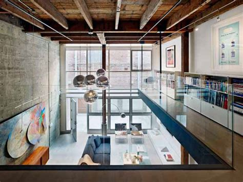 warehouse appartment contemporary loft conversion design oriental warehouse in