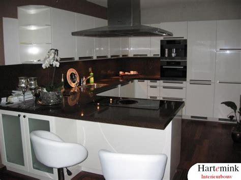 keuken u opstelling keuken op maat laten maken hartemink interieurbouw