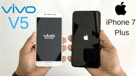 Vivo V5 vs iPhone 7 Plus Speed Test!   FunnyDog.TV