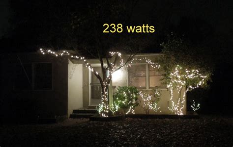 christmas light energy cost christmas decorating