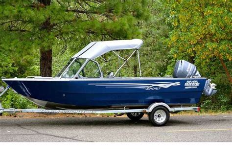 boats for sale vancouver river hawk boats boats for sale in vancouver washington
