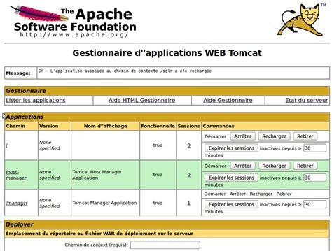 tomcat console p 233 r 233 grinations informatiques 187 debian wheezy