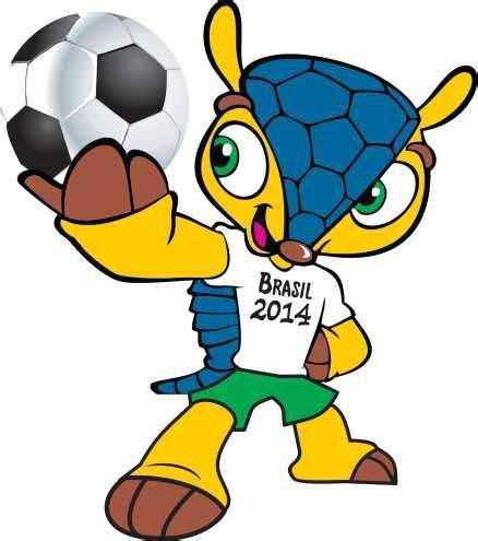 mascotte de la coupe du monde 2014 de br 233 sil