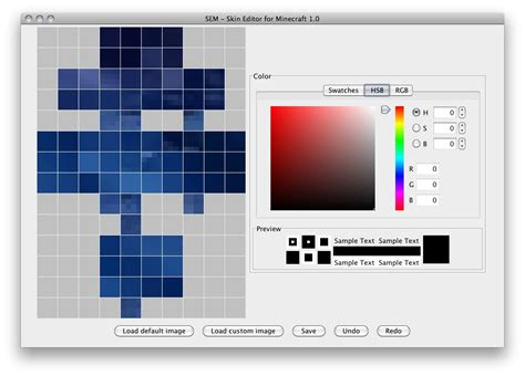 Skin Ide skin editor for minecraft mac