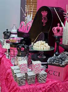 Black Hanging Chair Pink And Black Sweet Sixteen Evite
