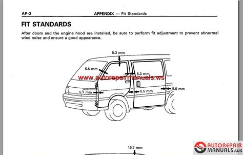 small engine repair manuals free download 1998 toyota t100 seat position control toyota hiace 1989 2004 workshop manual auto repair manual forum heavy equipment forums