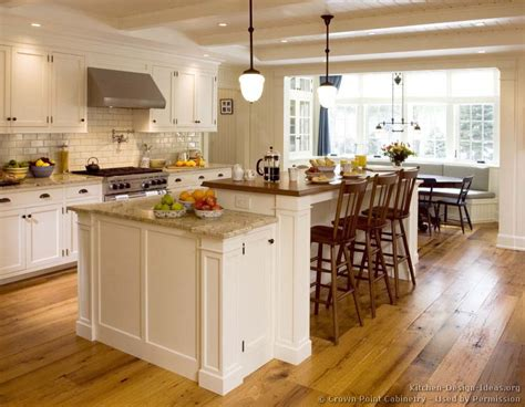Kitchen Design Ideas With Island Pictures Of Kitchens Traditional White Kitchen Cabinets Kitchen 123