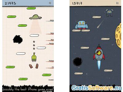 doodle jump gratis 10 gratis apps voor tablet en smartphone