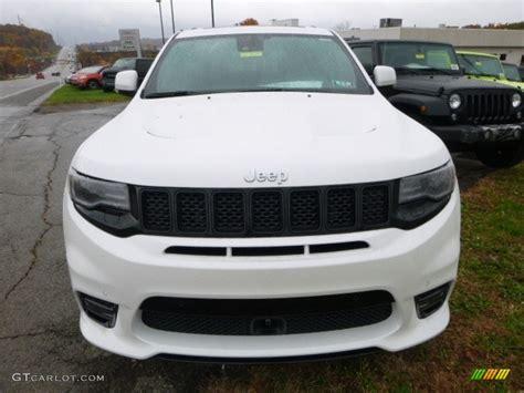 jeep grand cherokee srt white 2017 2017 ivory tri coat jeep grand cherokee srt 4x4 116783511