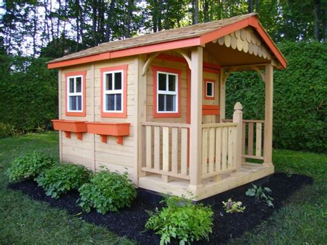 backyard playhouse kits 51 best images about playhouse on pinterest playhouse