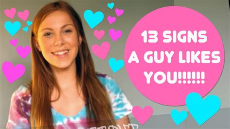 10 Signs Your Crush Likes You by Signs A Likes You