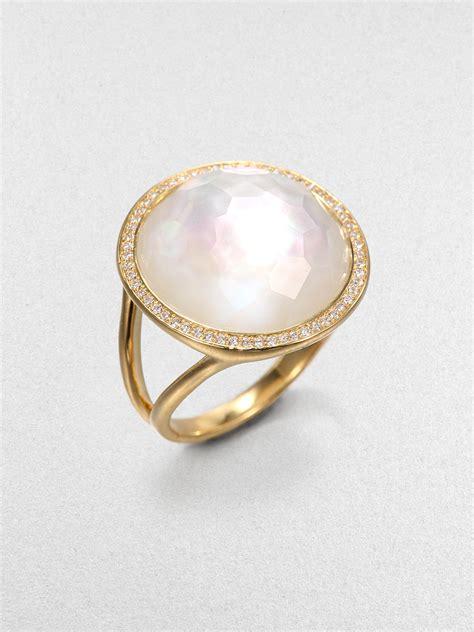 ippolita lollipop of pearl clear quartz