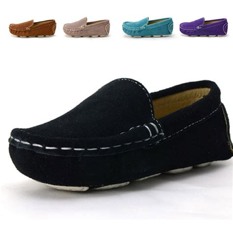 children loafers size 19 30 color children genuine leather loafers