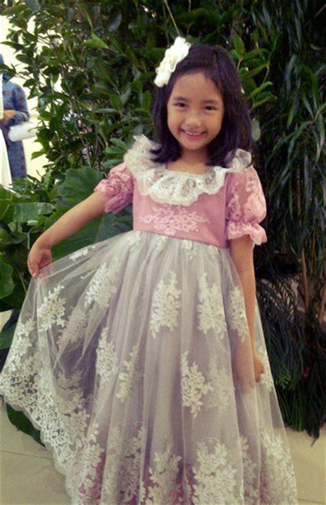 Kebaya Kartini Anak New Berkualitas 1 10 model kebaya anak perempuan terbaik dan terbaru gebeet