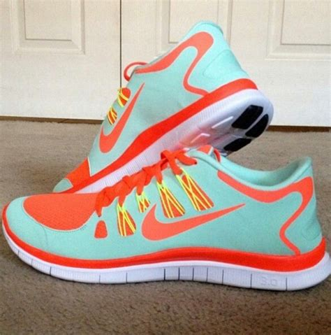neon nike shoes nike free neon shoes