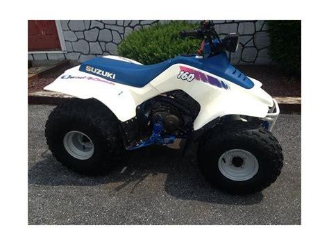 suzuki lt160 motorcycles for sale