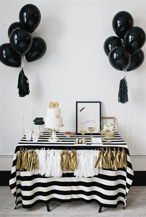 party themes yahoo opposites attract 7 black and white party ideas yahoo