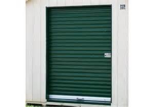 Model 650 light duty mini rolling self storage steel roll up door