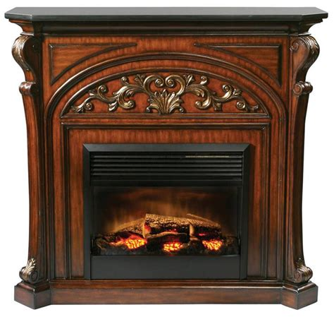 the 5 most realistic electric fireplaces