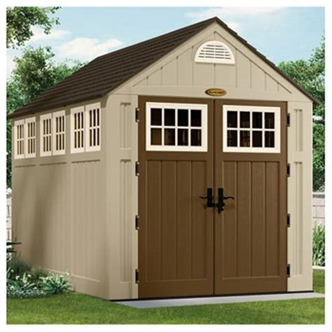 Suncast Alpine Shed by Keter High Store Customer Reviews Prices Specs And