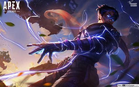 apex legends wraith hd wallpaper