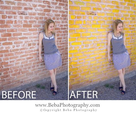 changing background color in photoshop photoshop post production how to change wall color