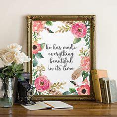 nursery bible verse art print printable wall art decor