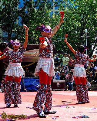 beraksi trio macan earth soul and festival tari remo yosakoi 2011