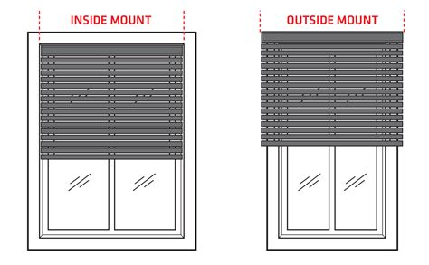 how to mount shades inside window how to measure your window for venetian blinds zone
