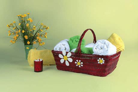 Bathroom Decorating Ideas Baskets Bathroom Basket Decor Favecrafts