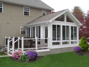 Four Season Sunroom Cost Fiesta Factory Direct For A Spaces With A Sunroom And