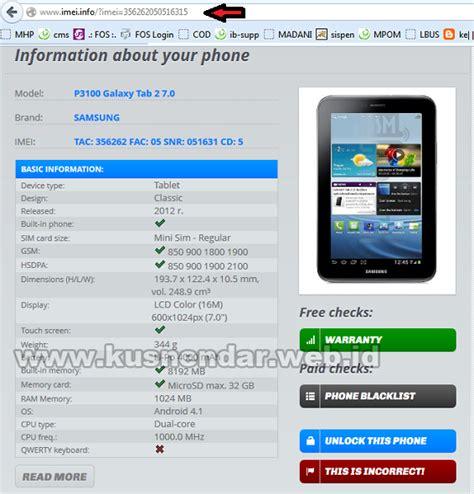 Hp Samsung Android Replika berhasil cek keaslian hp android original replika atau palsu info teknologi