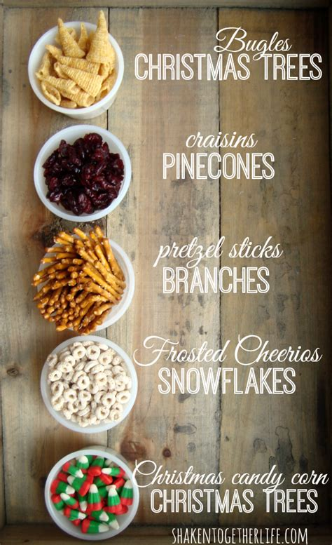 pinterest christmas recipes for snacks easy snack mix