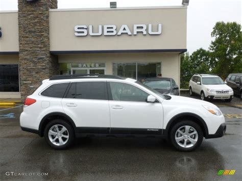 Image Gallery 2013 Outback White