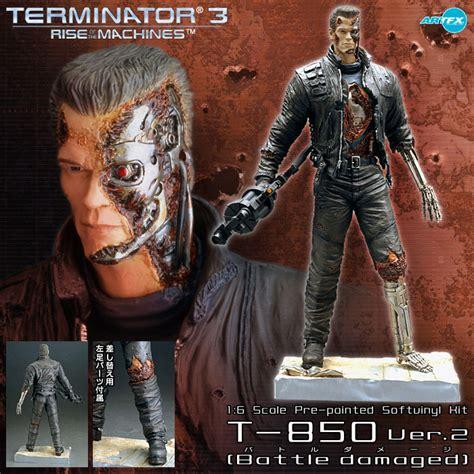 Terminator T850 figuresworld gt t v gt terminator