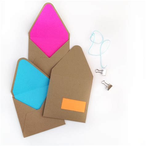 make own envelope diy stationery create your own envelope cutoutsmaritza lisa