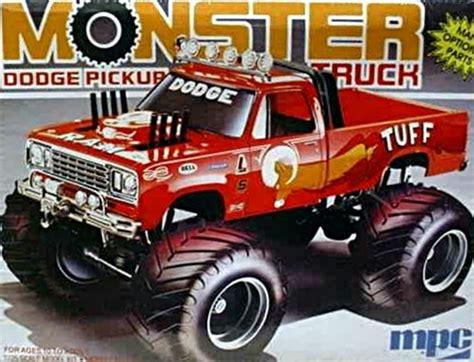 1982 dodge pickup monster truck (1/25) (fs)