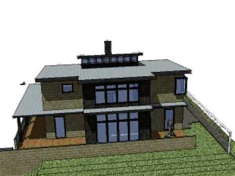 passive solar house model youtube