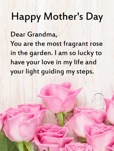 20 heartfelt mother s day cards for my special grandma happy mother s day card