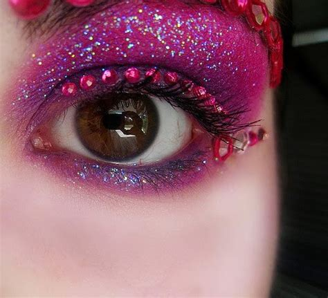 light pink glitter eyeshadow the beauty of glitter on pinterest diy and home