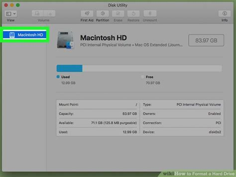 format hard disk steps how to format a hard drive with pictures wikihow