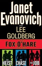 the pursuit a fox and o hare novel the heist by best selling author goldberg