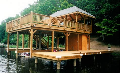 house boat design boat house boat dock sunbathing deck and entertainment
