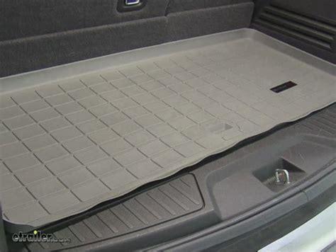 2010 Gmc Acadia Floor Mats by Weathertech Floor Mats For Gmc Acadia 2011 Wt40411