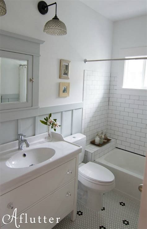 Nice Best Bathroom Designs In India #2: Sarahs-Bathroom-Remodel-Aflutter-Blog-9.jpg