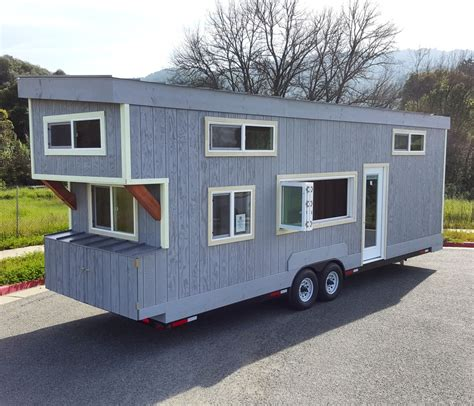 tiny houses on trailers tiny house plans on gooseneck trailer