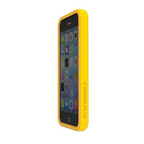 Rhino Shield Crash Guard Bumper Only For Iphone 7 Plus rhino shield crash guard bumper for iphone 5 5s aa0100109 b h